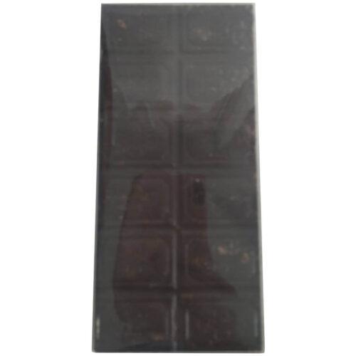 Σοκολάτα Υγείας (Mαύρη), Χωρίς Ζάχαρη, SteviaParana, 100γρ