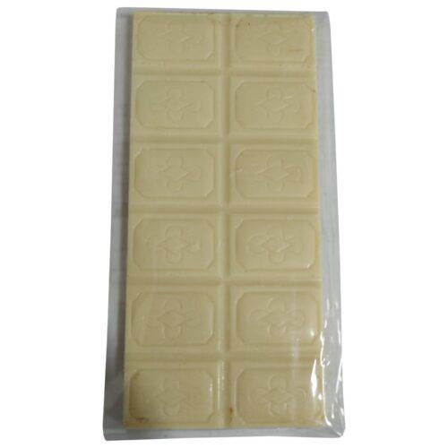 Σοκολάτα Λευκή, Χωρίς Ζάχαρη, SteviaParana, 100γρ
